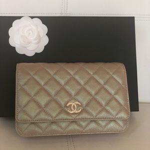 Authentic Chanel 19S WOC